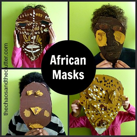 African Arts And Crafts For Kids Cool Crafts For Kids – African