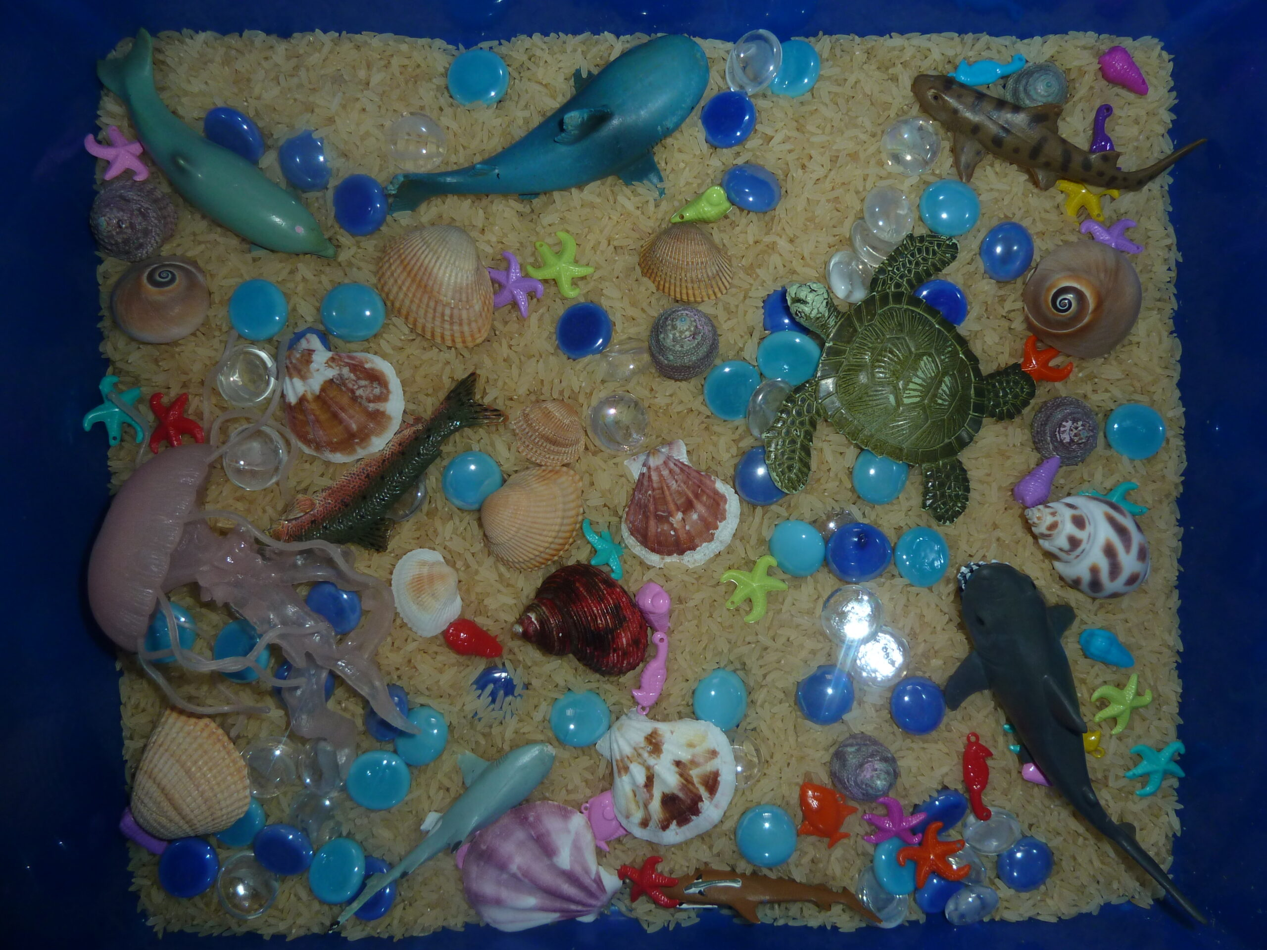 Under the sea theme party for Sea themed decorating ideas