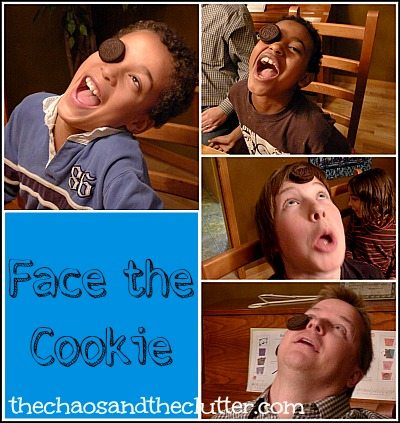 Face the Cookie Game