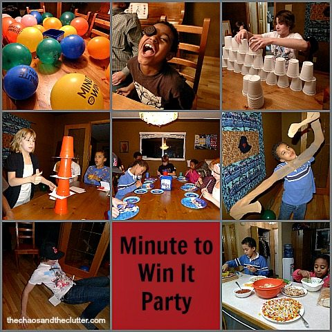 minute to win it halloween games for adults