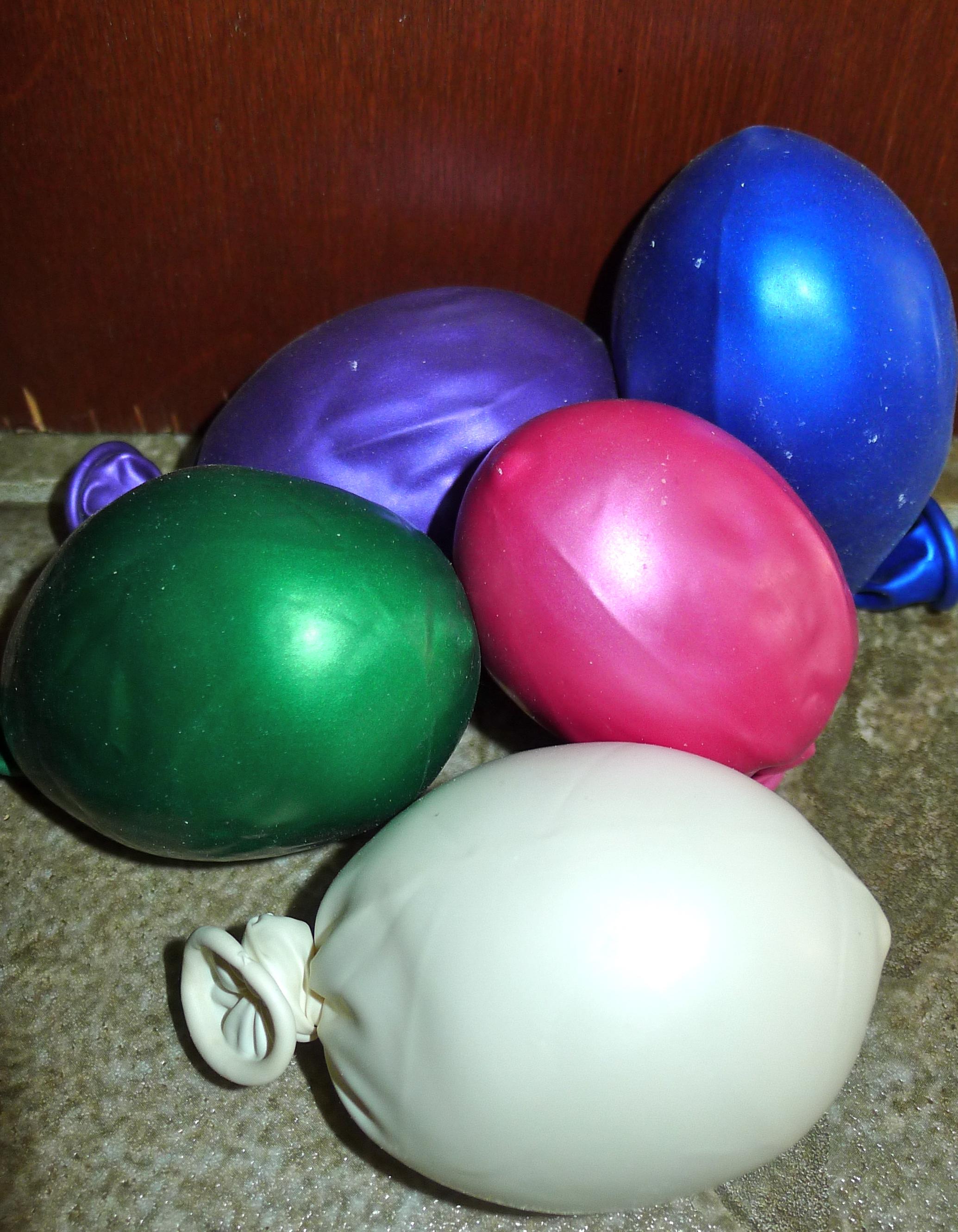 How to Make Sensory Balls