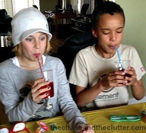 trick drinks