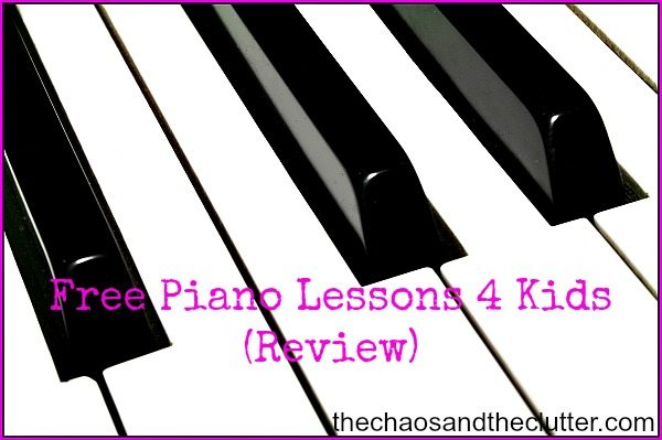 Free Piano Lessons 4 Kids
