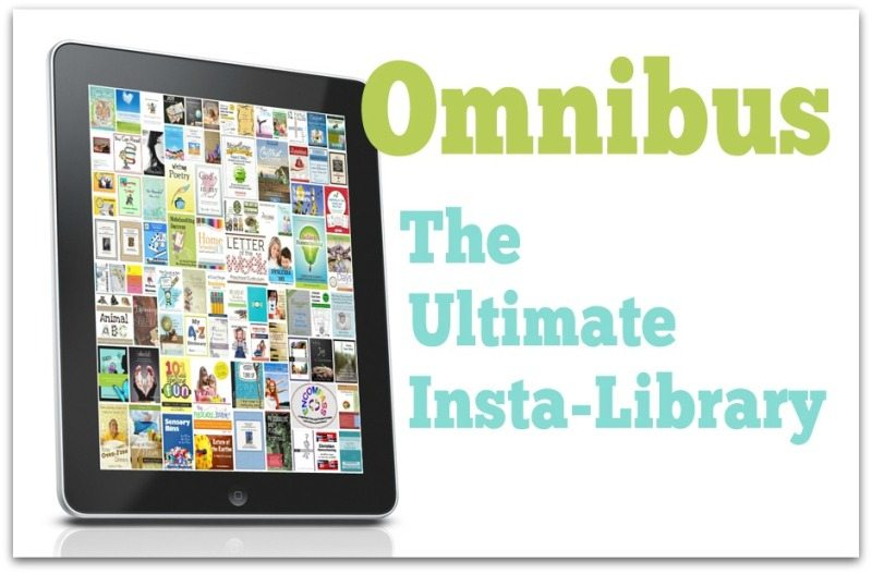 Omnibus…The Ultimate Insta-Library! 5 days only...90 books for just $25