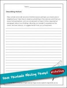 09naturewritingprompt