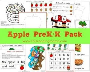 Apple-PreK-K-Pack-Collage