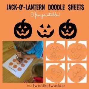 jack-o-lantern-doodle-sheets