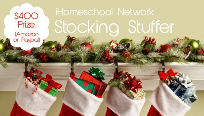 Stocking Stuffer Giveaway ($400!)