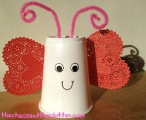 Plastic cup crafts related keywords suggestions - Crafts made from plastic cups ...