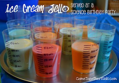 ice cream jello