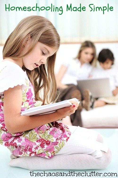 Homeschooling Made Simple