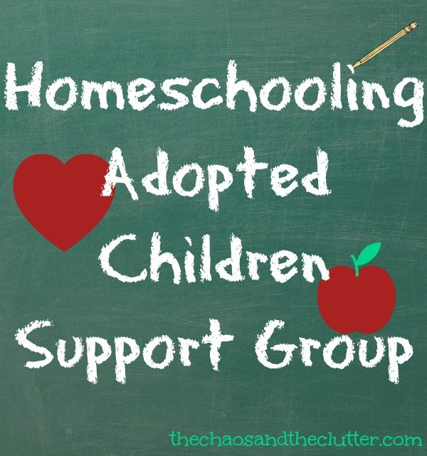 Homeschooling Adopted Children Support Group