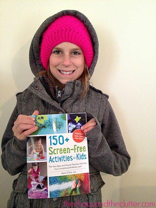 150+ Screen-Free Activities for Kids book