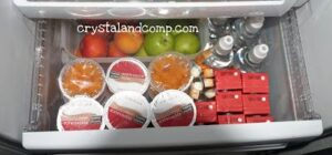 kids snack drawer