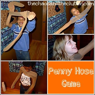 penny hose minute to win it game