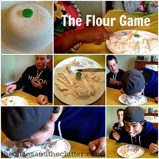 The Flour Game