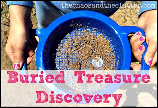 Buried Treasure Discovery