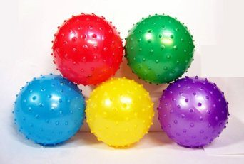 knobby balls