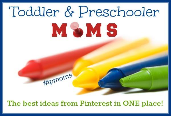 Toddler & Preschooler Moms - THE place to find family friendly ideas!