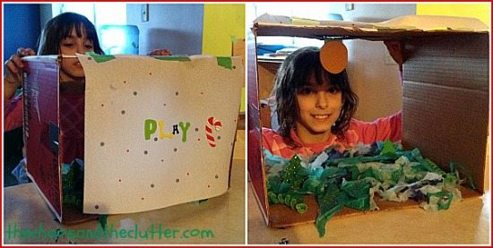 cardboard box theatre