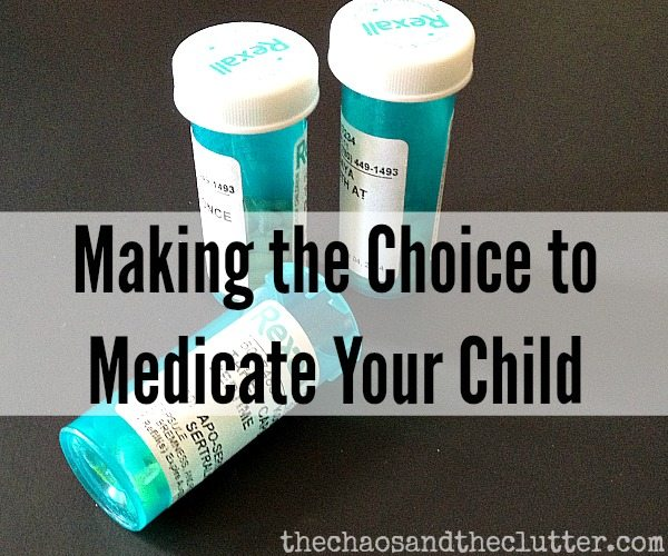 The Overmedication Of Our Kids Is Worse >> Making The Choice To Medicate Your Child