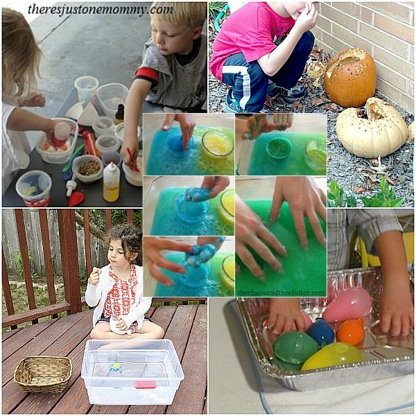 Outdoor Sensory Science