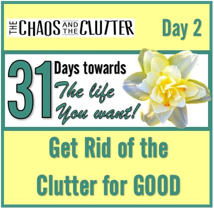 Get Rid of the Clutter for Good