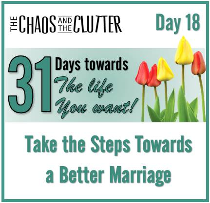 Take the Steps Towards a Better Marriage