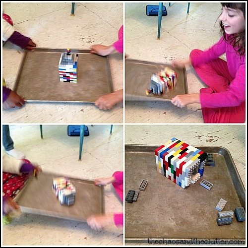 earthquake building simulation